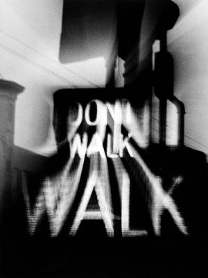 Don't Walk Projection