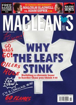 Leafs Stink