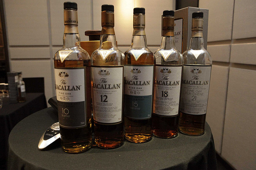 Macallan Years