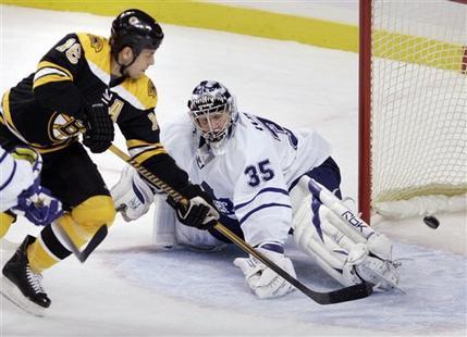Maple Leafs Bruins Hockey