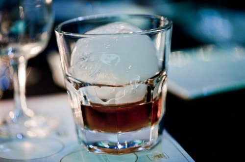 Scotch Ice Ball